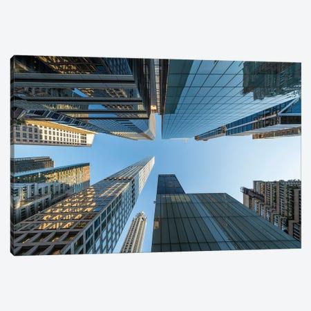 432 Park Avenue, Midtown, Manhattan, New York City, USA Canvas Print #JNB629} by Jan Becke Canvas Print