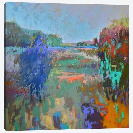Color Field 45 Canvas Print #JNE10} by Jane Schmidt Canvas Art Print