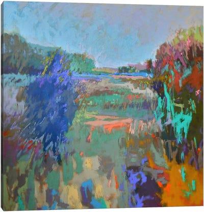 Color Field 45 Canvas Art Print