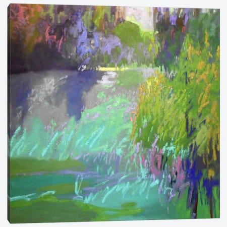 Flowing Through Canvas Print #JNE11} by Jane Schmidt Canvas Art Print