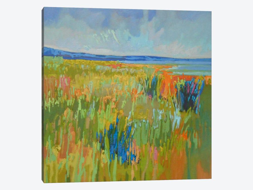 Lake Shore II by Jane Schmidt 1-piece Canvas Art Print