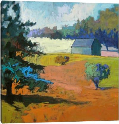 Paysage Cinq Canvas Art Print