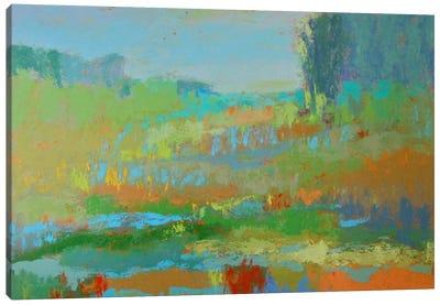 Southern View II Canvas Art Print