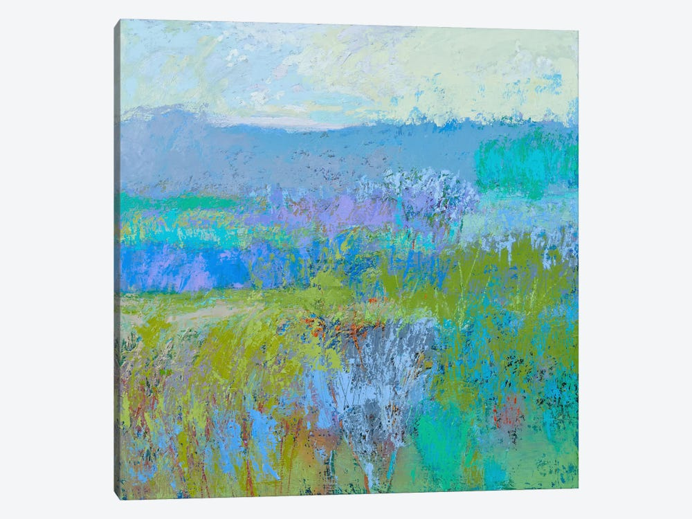 Color Field XLI 1-piece Canvas Art Print