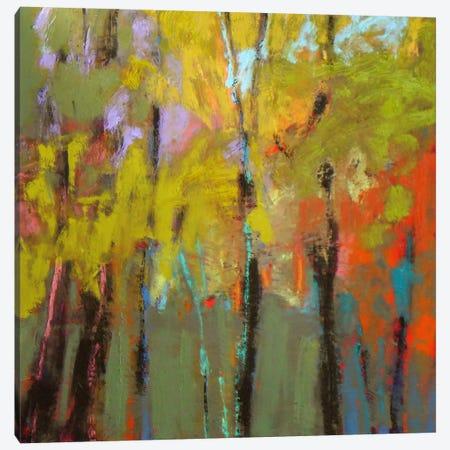 Trees III Canvas Print #JNE20} by Jane Schmidt Canvas Artwork