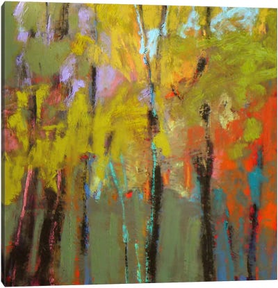 Trees III Canvas Art Print