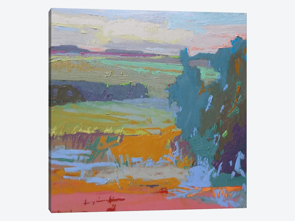 View I by Jane Schmidt 1-piece Canvas Print