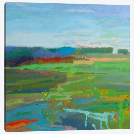 Vinalhaven V Canvas Print #JNE22} by Jane Schmidt Canvas Art