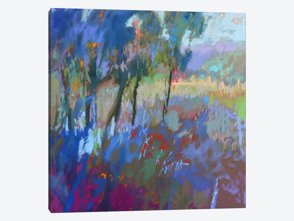 Color Field 44 by Jane Schmidt 1-piece Canvas Print