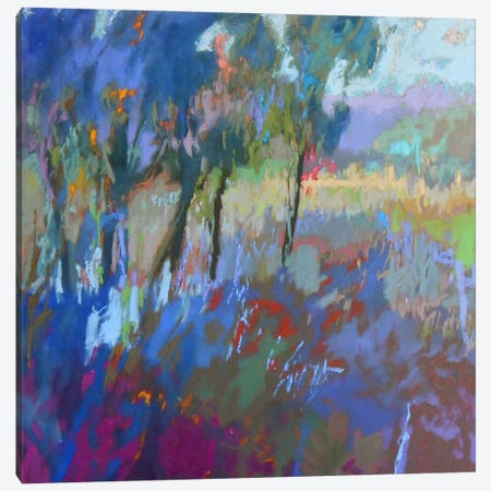 Color Field 44 Canvas Print #JNE9} by Jane Schmidt Canvas Art
