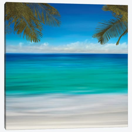 Paradise I Canvas Print #JNF1} by Jennifer Bailey Canvas Art Print
