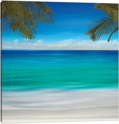 Paradise I Canvas Art Print