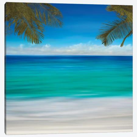 Paradise I Canvas Print #JNF1} by Jennifer Bailey Canvas Art Print