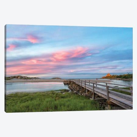 Good Harbor Beach, Gloucester, Massachusetts, USA. Canvas Print #JNG1} by Jim Engelbrecht Canvas Artwork