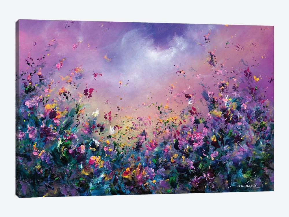 Rainbow Meadow by Jaanika Talts 1-piece Art Print