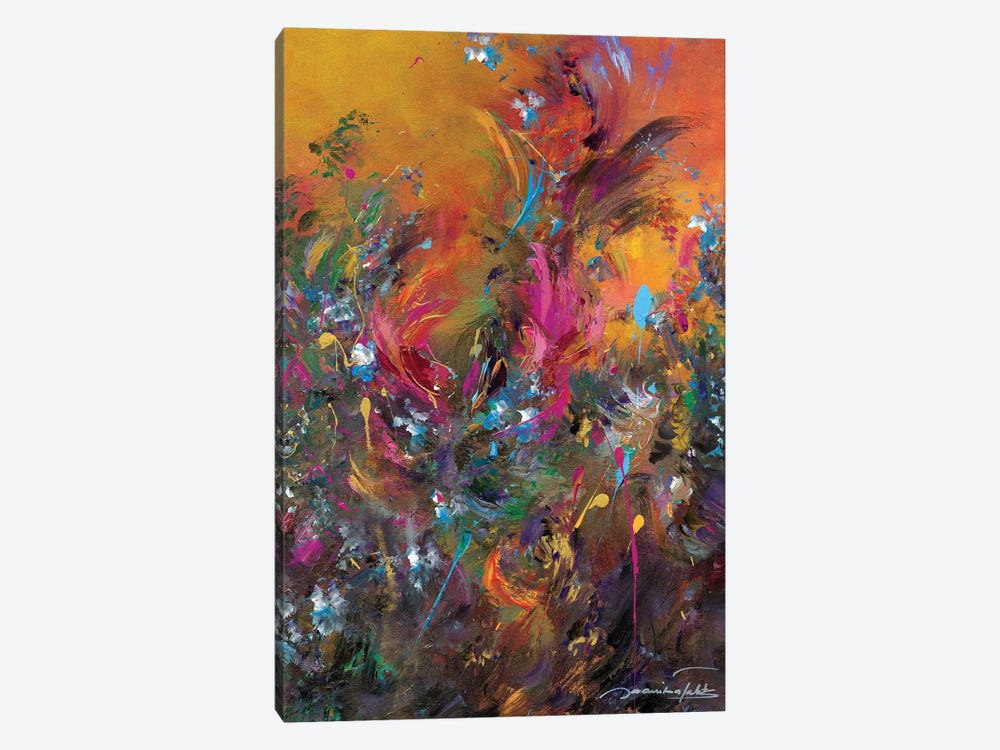 Return to Paradise I by Jaanika Talts 1-piece Canvas Artwork