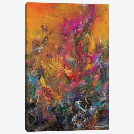 Return To Paradise II Canvas Print #JNI12} by Jaanika Talts Art Print