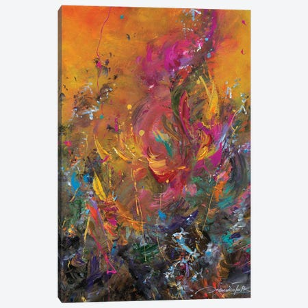 Return To Paradise II Canvas Print #JNI12} by Jaanika Talts Art Print