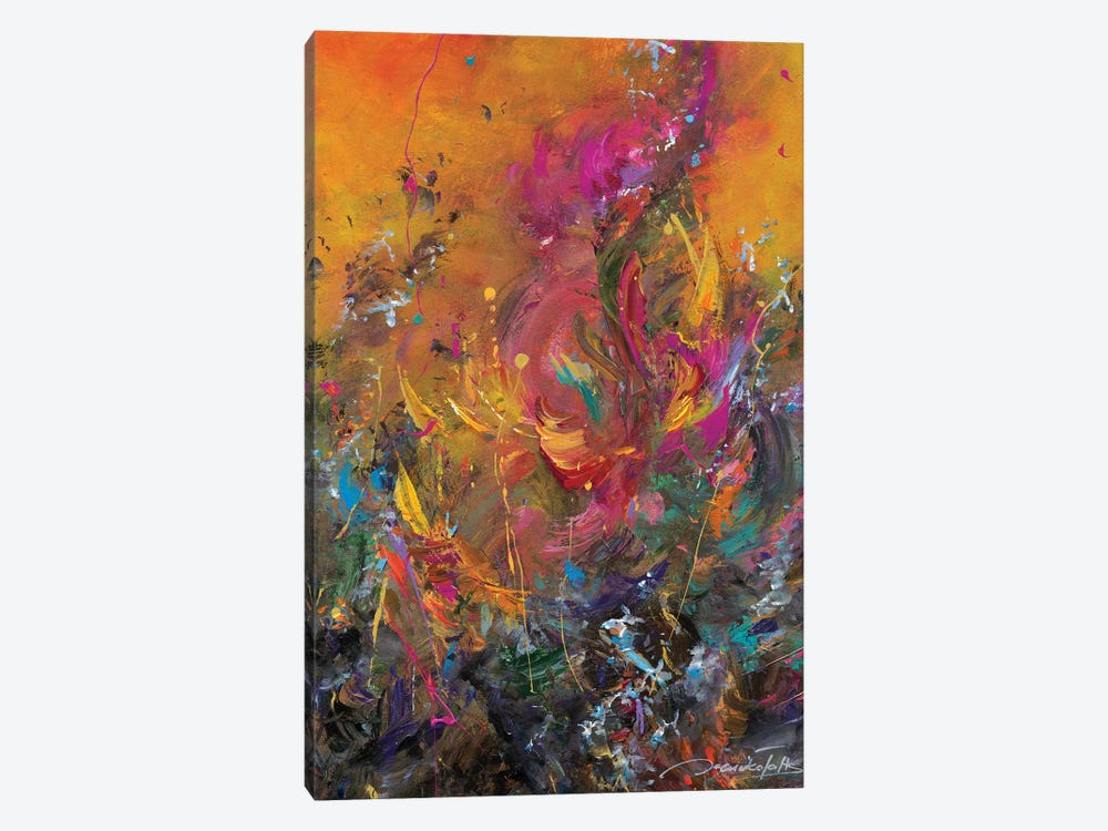 Return To Paradise II by Jaanika Talts 1-piece Canvas Print