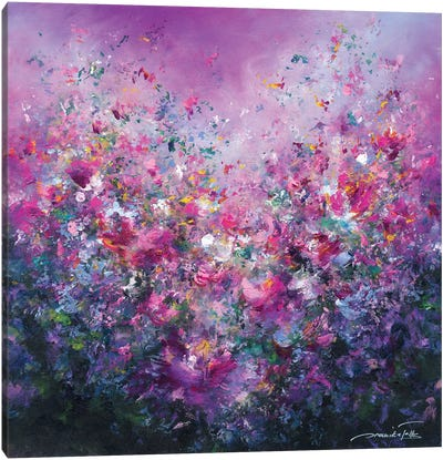 Spring Symphony Canvas Art Print