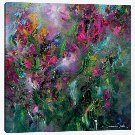 Thousand Kisses Deep Canvas Print #JNI15} by Jaanika Talts Canvas Art