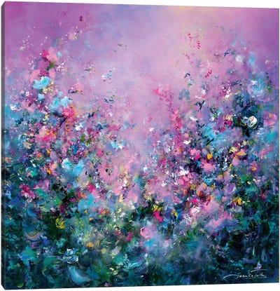 Through Rose-Colored Glasses Canvas Art Print