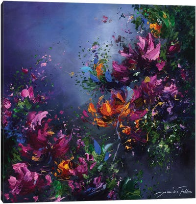 Autumn Sonata Canvas Art Print