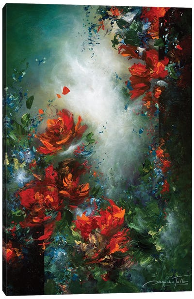 Passionately Yours Canvas Art Print