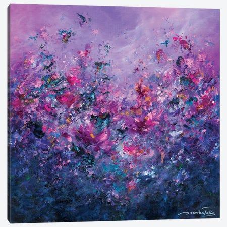 Always Forever Canvas Print #JNI2} by Jaanika Talts Canvas Art