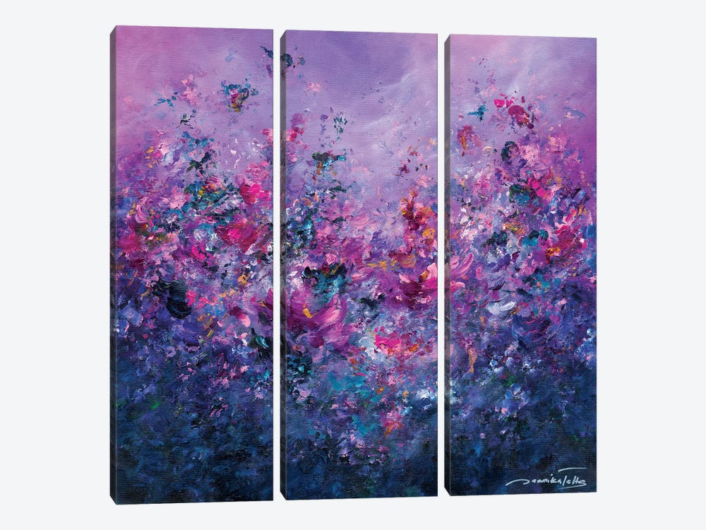 Always Forever by Jaanika Talts 3-piece Canvas Artwork