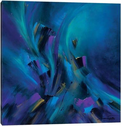 Aurora Rising Canvas Art Print