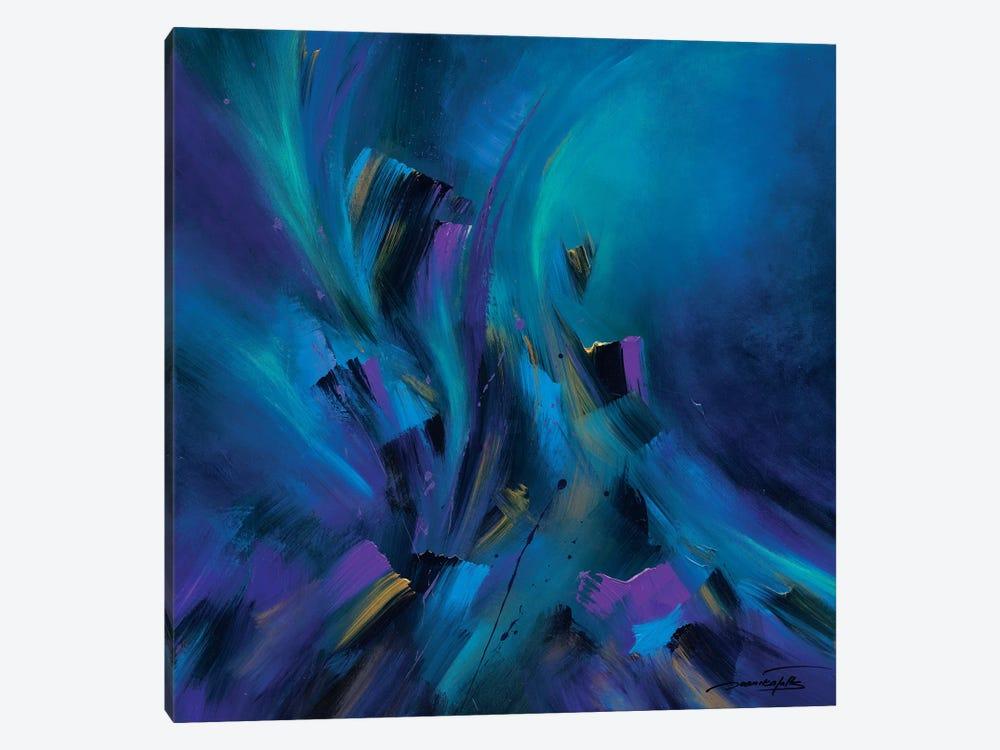 Aurora Rising by Jaanika Talts 1-piece Art Print
