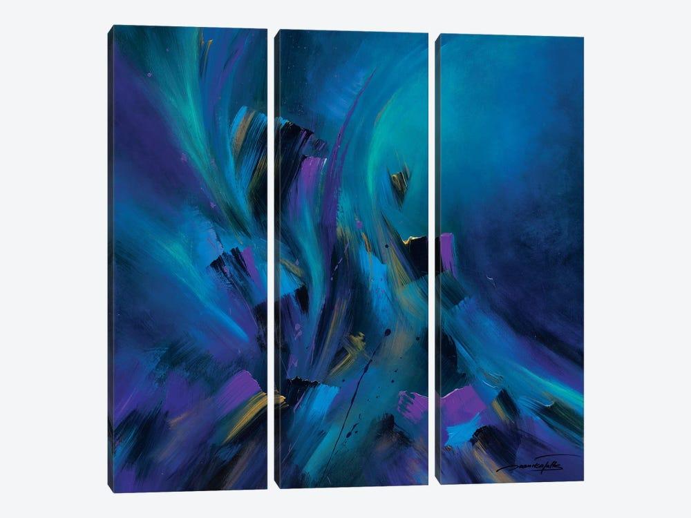 Aurora Rising by Jaanika Talts 3-piece Art Print