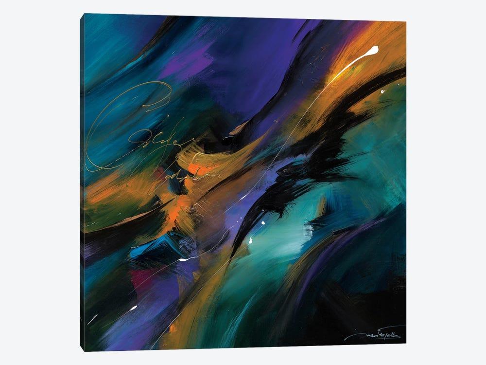 Clair de Lune by Jaanika Talts 1-piece Canvas Artwork
