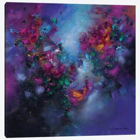 Crystalline Canvas Print #JNI5} by Jaanika Talts Canvas Print