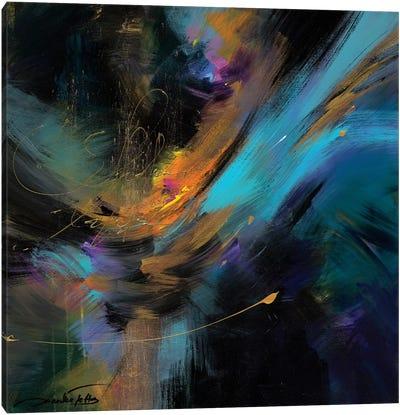 Embrace The Night Canvas Art Print