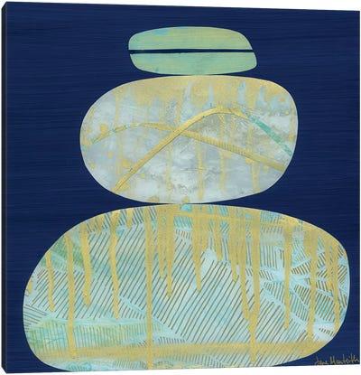 Gold Mist I Canvas Art Print