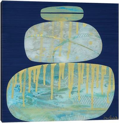 Gold Mist II Canvas Art Print