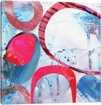 Ice Canvas Art Print