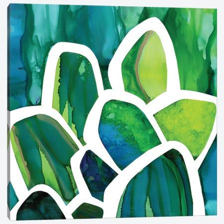 Seascape Canvas Print #JNM21} by Jane Monteith Canvas Art