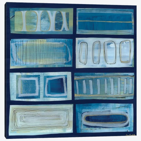 The Printmaker Canvas Print #JNM29} by Jane Monteith Canvas Art