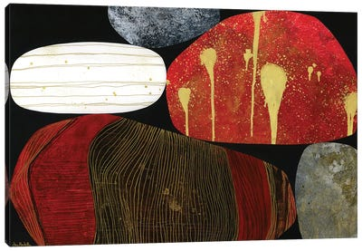 Bloodstone Canvas Art Print