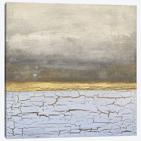 Golden Horizon 3-Piece Canvas #JNM43} by Jane Monteith Canvas Art