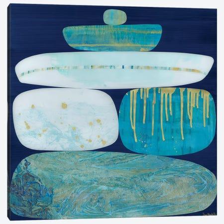 Blue Ice II Canvas Print #JNM4} by Jane Monteith Art Print
