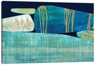 Blue Ridge Canvas Art Print