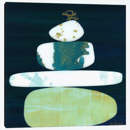 Calm I Canvas Print #JNM8} by Jane Monteith Canvas Artwork