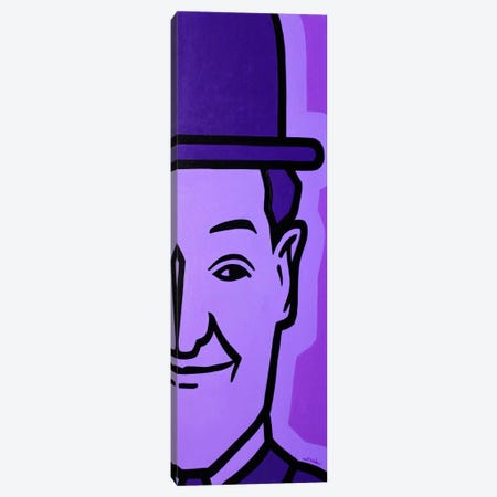 Stan Laurel Canvas Print #JNN30} by John Nolan Canvas Art