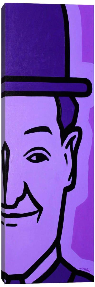 Stan Laurel Canvas Art Print