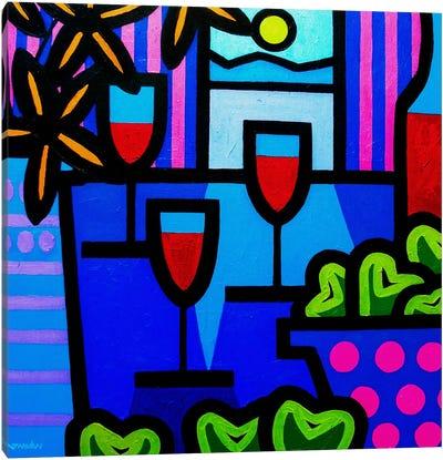 Still Life At Window Canvas Art Print