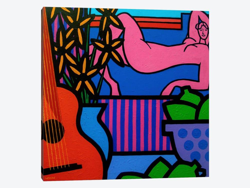 Still Life With Matisse #1 by John Nolan 1-piece Canvas Art Print